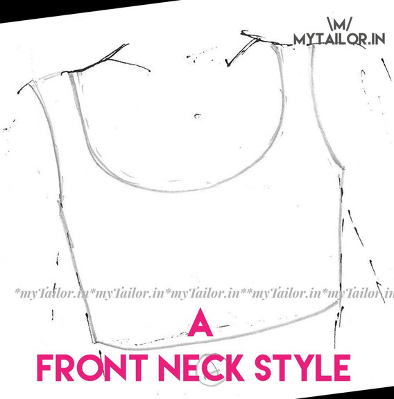 Front Neck Style A