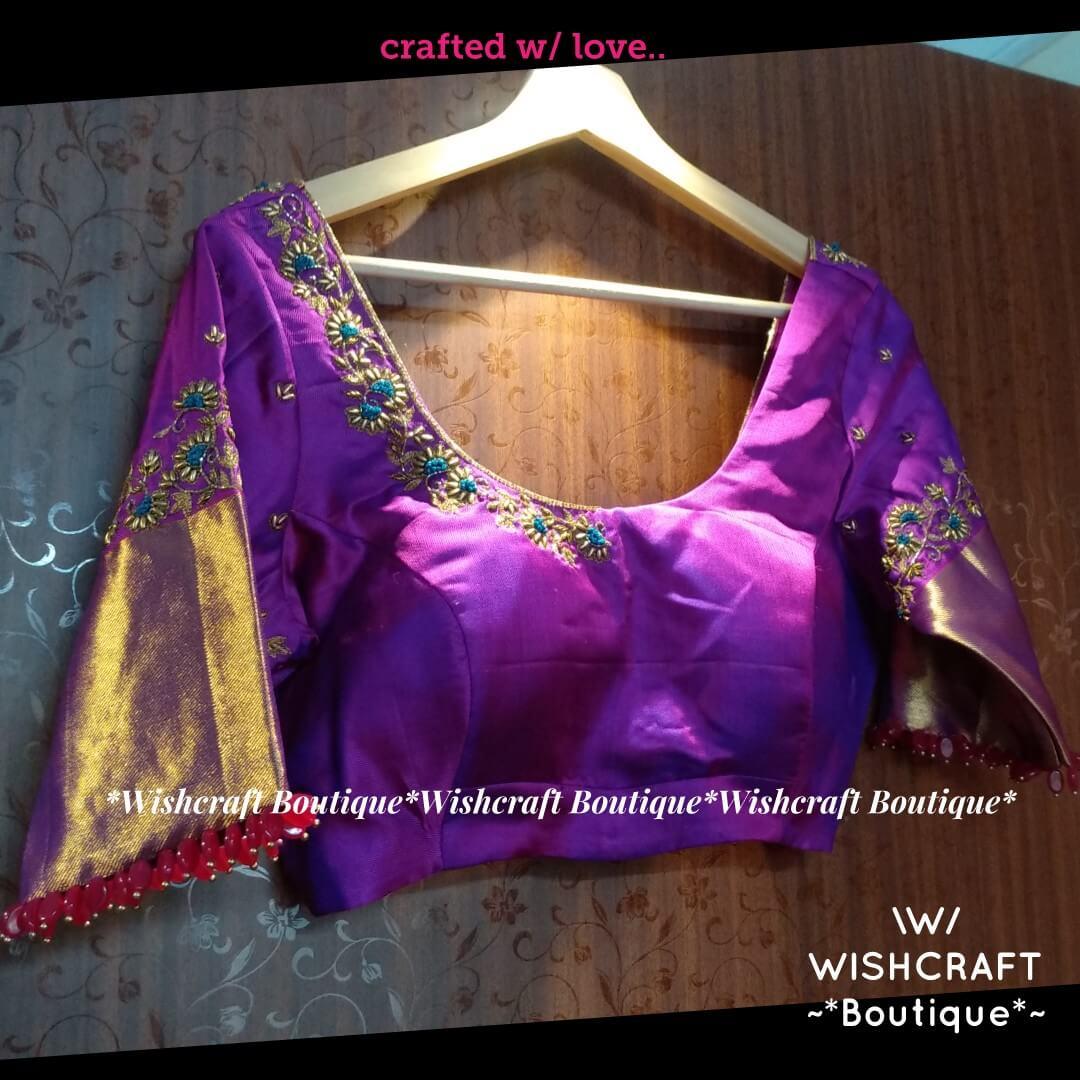 purple-blouse-with-designer-maggam-work-