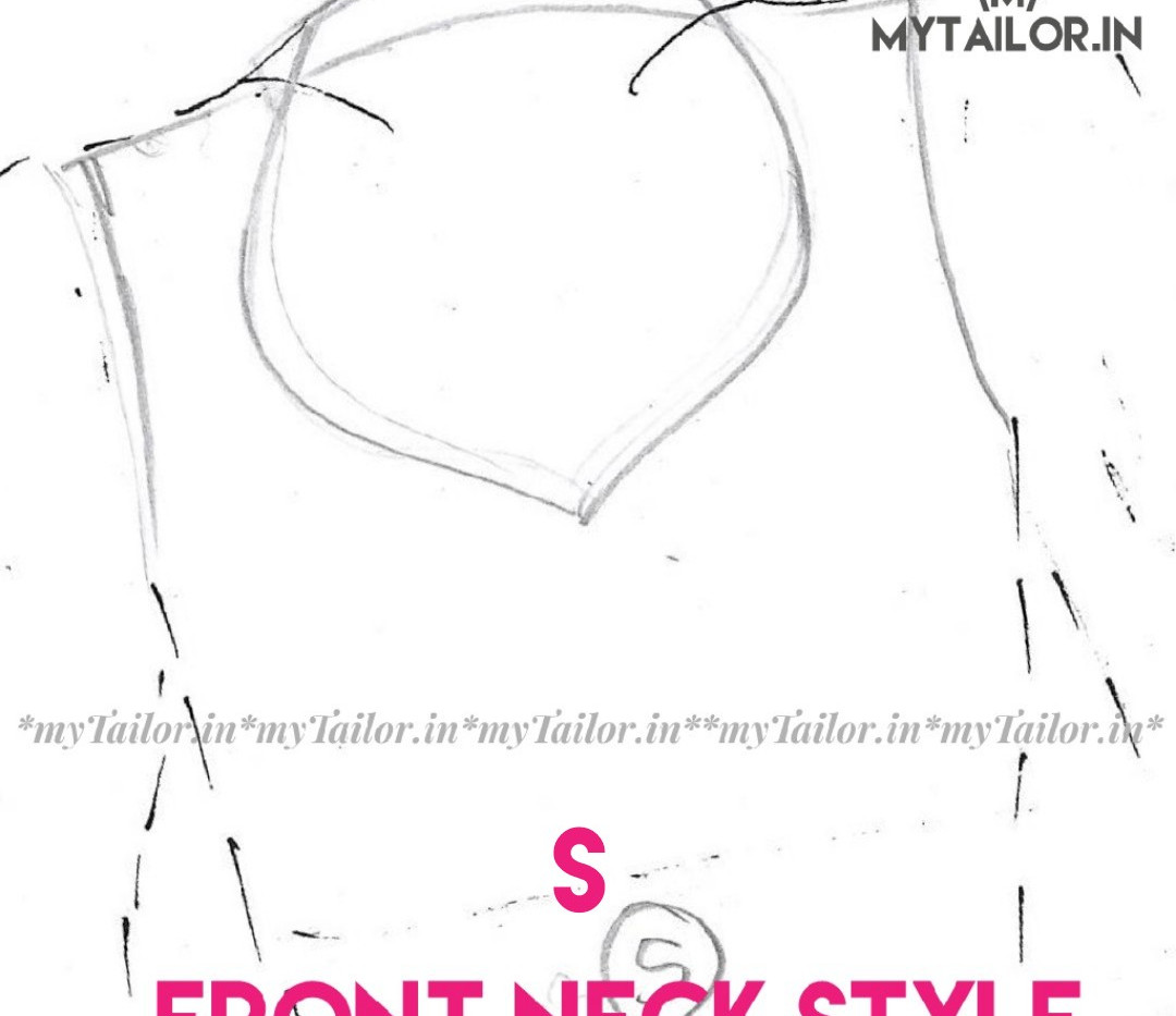 Front Neck Style S