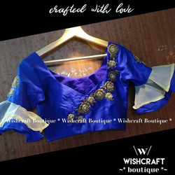 blue-blouse-with-trendy-handwork-and-sle