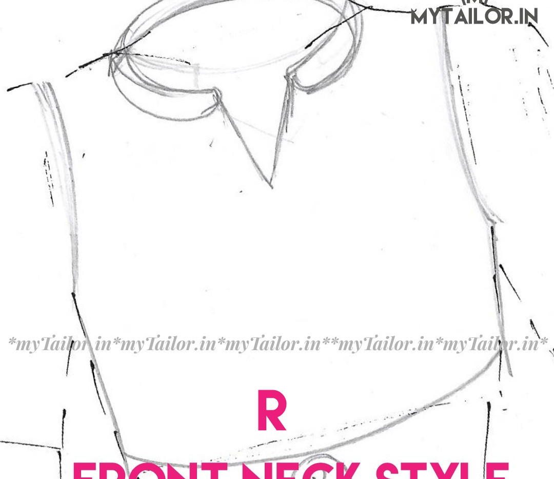 Front Neck Style R