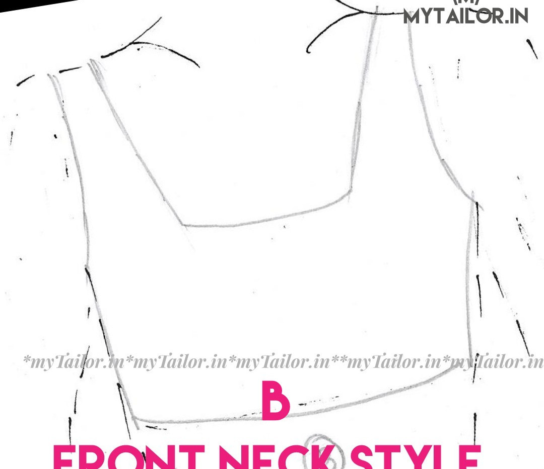 Front Neck Style B