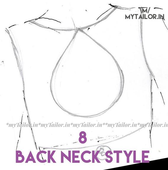 Back Neck Style 8