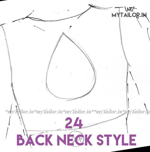 Back Neck Style 24