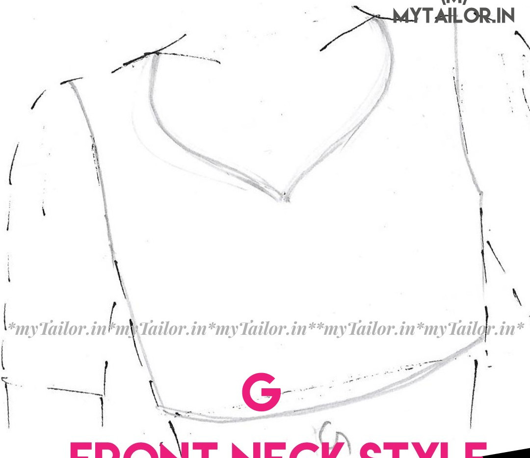 Front Neck Style G