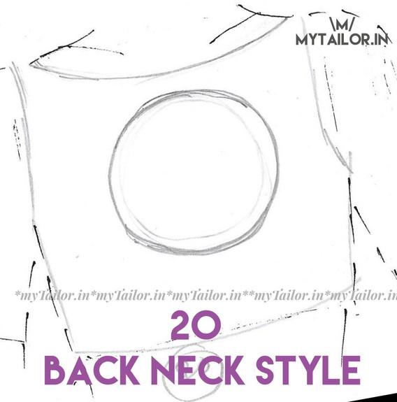 Back Neck Style 20