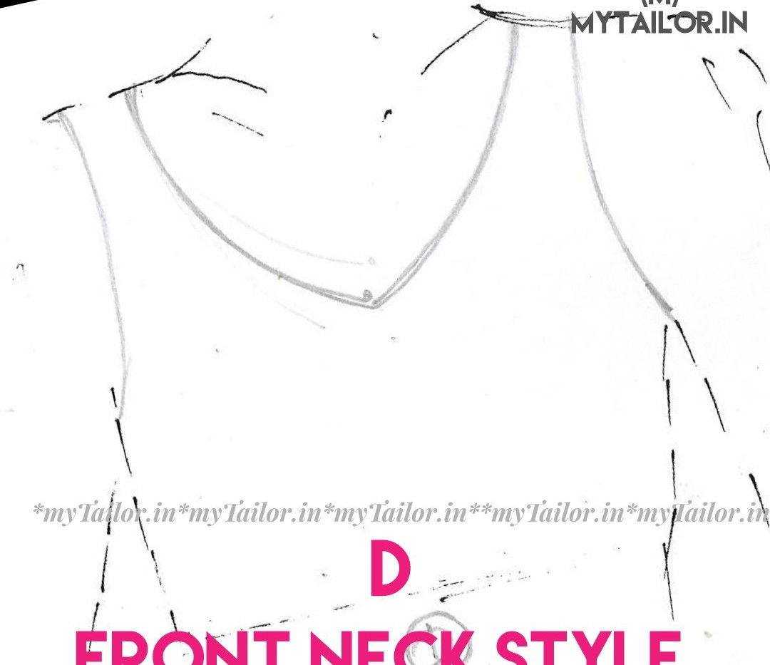 Front Neck Style D