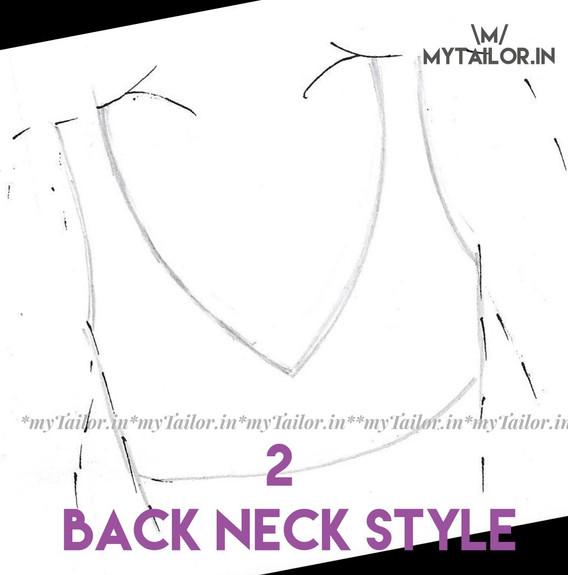 Back Neck Style 2