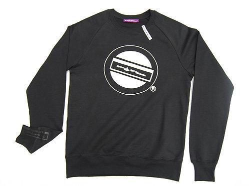 """Purplepeppa"" Stamp Sweatshirt"