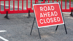 Road closure - Western Link - 14th October