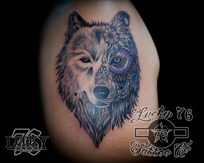 Soft Geo Wolf
