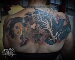 Lisa H Upper Back