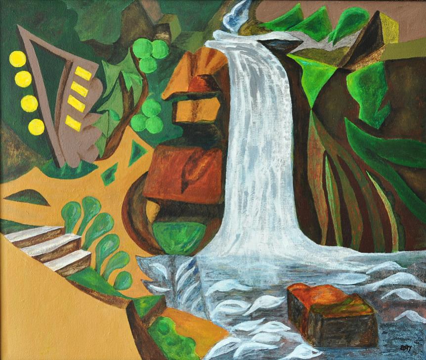 5 Waterfall 2