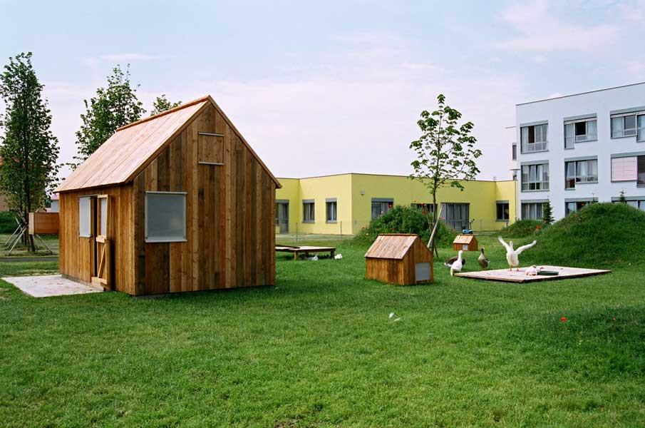Landschaft mit Tieren, 2008