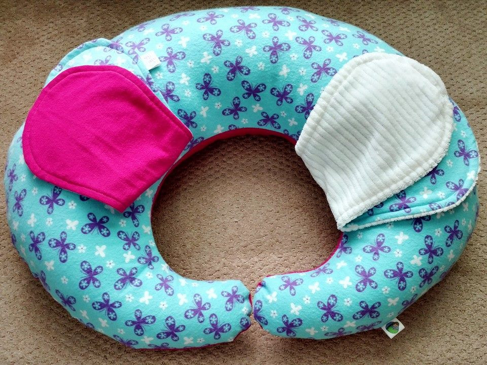 RixiBaby Custom Nursing Pillow