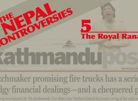 THE NEPAL CONTROVERSIES - Part 5