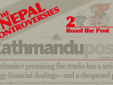 THE NEPAL CONTROVERSIES - Part II