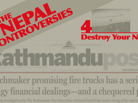 THE NEPAL CONTROVERSIES - Part 4