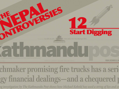 THE NEPAL CONTROVERSIES - Part 12