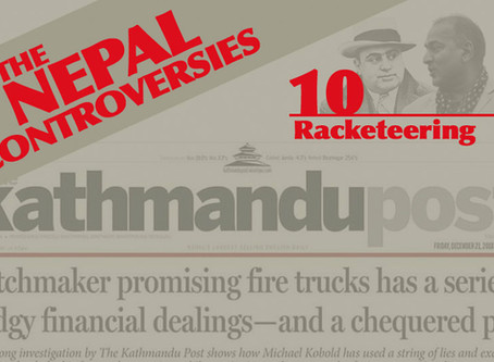 THE NEPAL CONTROVERSIES - Part 10