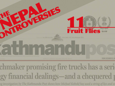 THE NEPAL CONTROVERSIES - Part 11