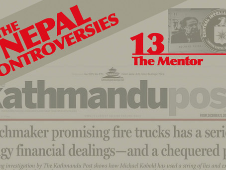 THE NEPAL CONTROVERSIES - PART 13