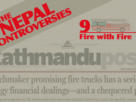 THE NEPAL CONTROVERSIES - Part 9