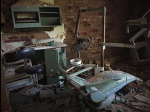 Abandoned Forest Haven Asylum Dental