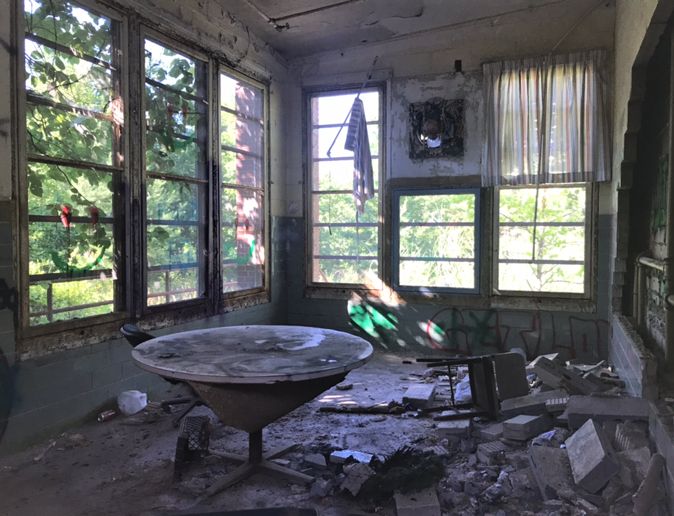 Abandoned Forest Haven Asylum