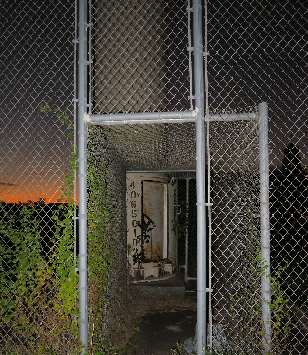Abandoned Prison Watch Tower