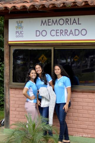Visita ao Memorial do Cerrado - GO
