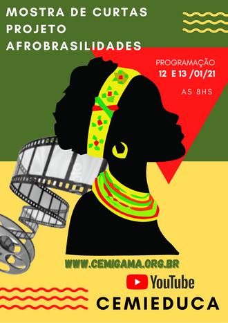 MOSTRA DE CURTAS PROJETO AFROBRASILIDADES