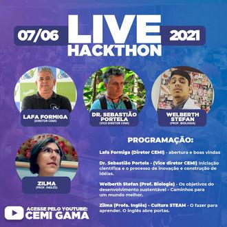 Hackathon STEAM & English CEMI 2021
