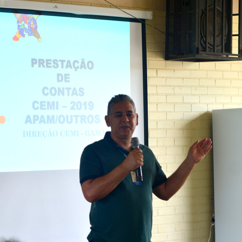 Diretor Carlos Lafaiete