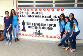 Homenagem do CEMI ao Dia Internacional das Mulheres