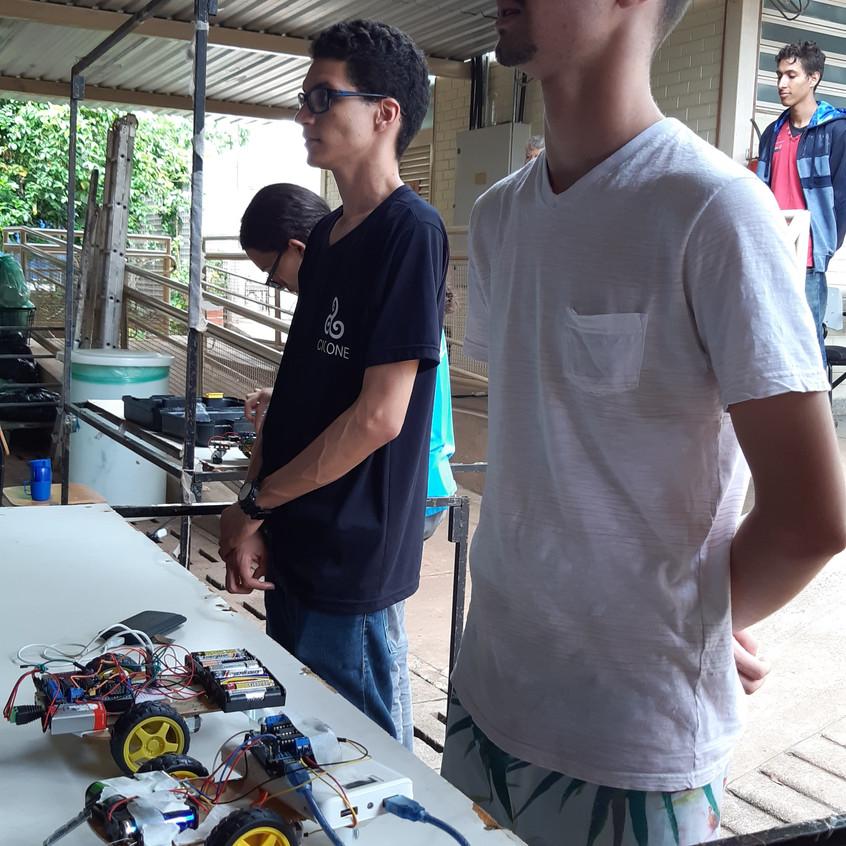 Projeto Oficinas EMTI