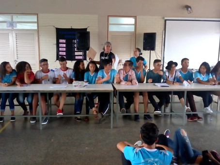 O  1° Hackathon do CEMI