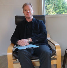 This is an image of Matt Vance at Hinterland Hypnotherapy on the Sunshine Coast