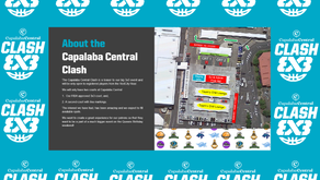 Capalaba Central 3x3 Clash Nominations  Open this Weekend!