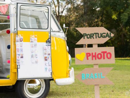 Imagine Carrinha Fotográfica! | Photo Booth na Pão de Forma