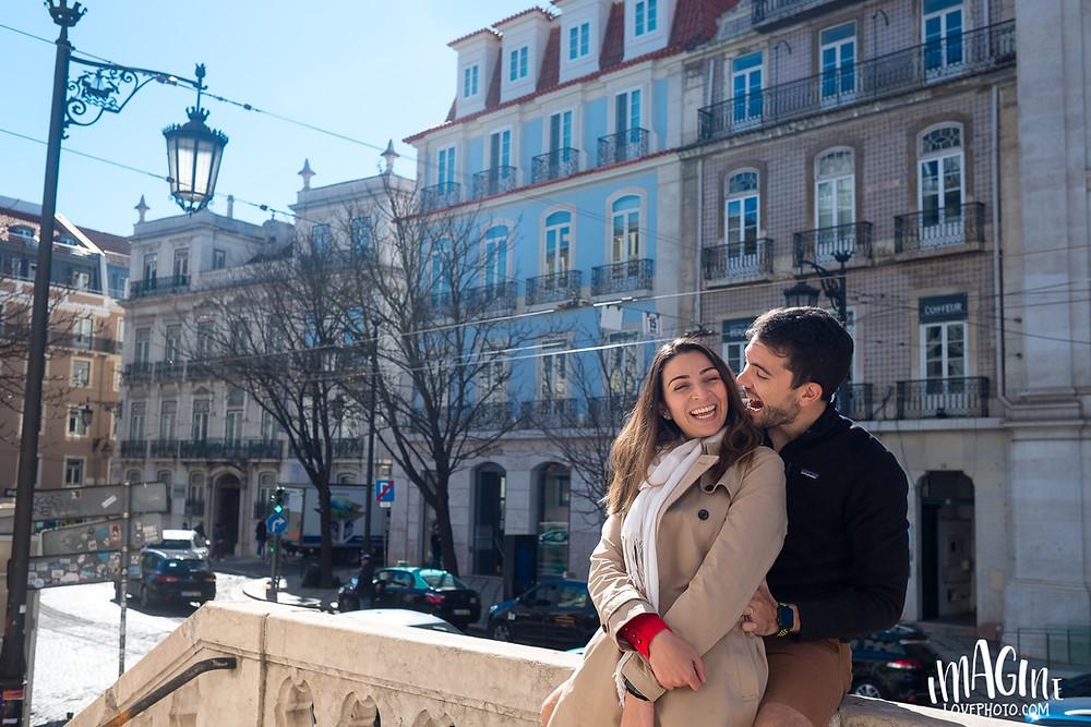 Lisbon photoshoot fotografia turistica viagem sessão fotográfica Lisboa love session fotografo brasileiro