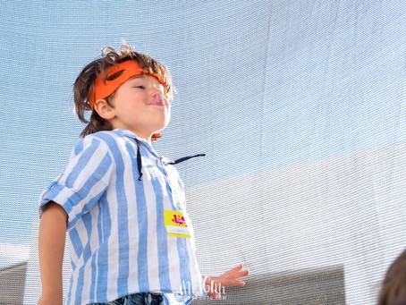 Salvador 5 anos | Tartarugas Ninjas