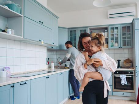 O que faz uma mãe feliz?