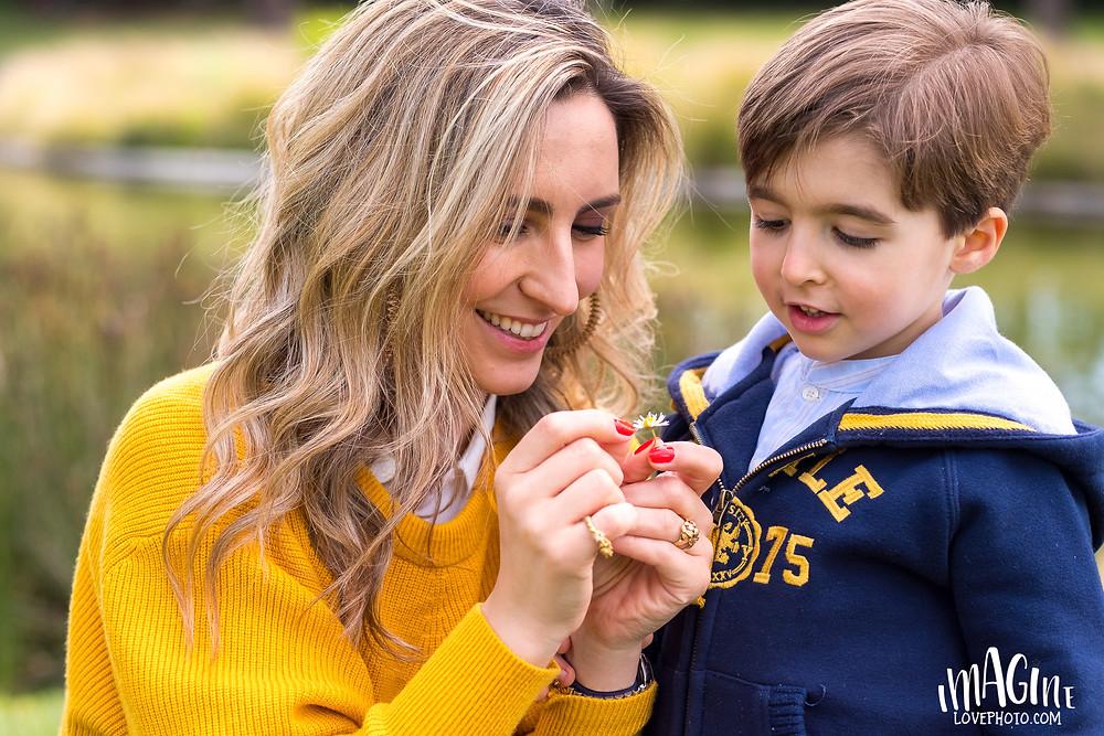 patricia menta dourada fotos dia da mãe filhos