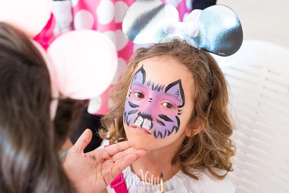 imagine love festa infantil portugal Kiki Minnie menta dourada FUNtoche