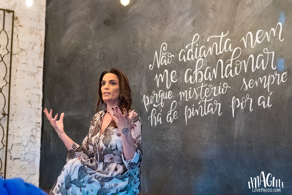 ju Françozo em Porto Alegre imagine sua festa mini Wedding