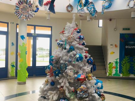 Natal nas escolas!
