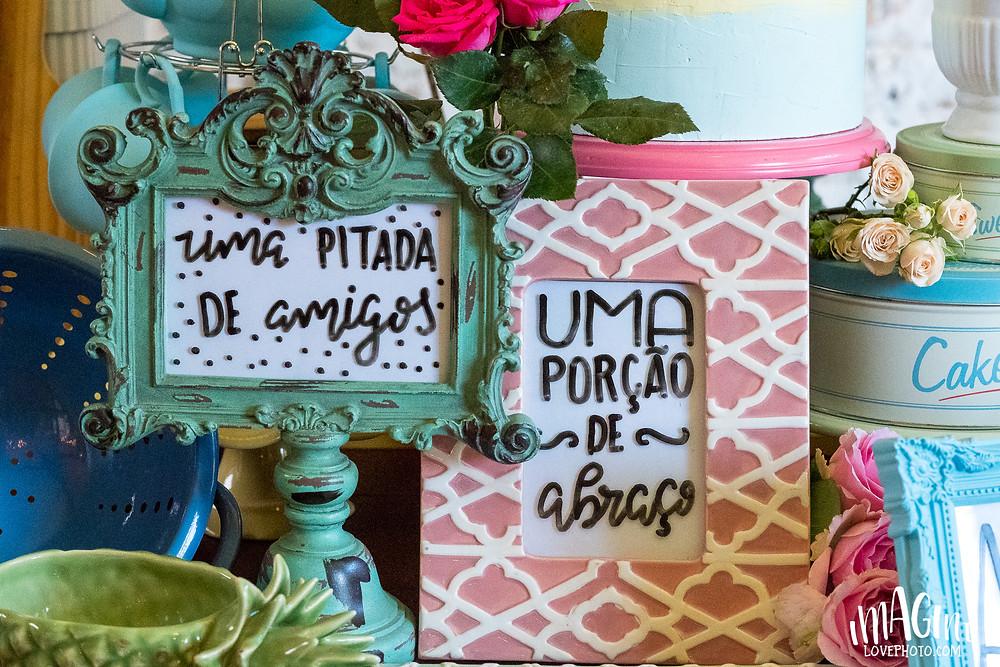 ju Françozo em Porto Alegre imagine sua festa ilustra letra