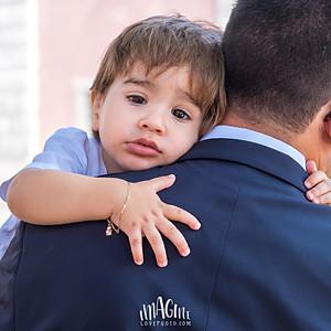 Batizado do Rodrigo