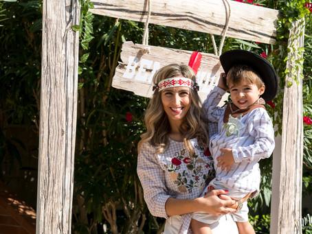 Índios e Cowboys | Salvador e Pedro Martin